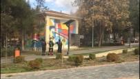 NİLÜFER - Çocuk Parkındaki Trafo Bomba Gibi Patladı