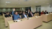PLAN VE BÜTÇE KOMİSYONU - Çorlu Belediyesi Aralık Ayı Meclis Toplantısını Tamamladı