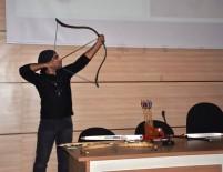 HASAN KAYA - Divan Şiirinde Okçuluk Konulu Konferans Düzenlendi