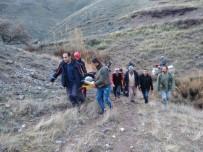 Domuz Saldırısına Uğrayan Çoban Yaralandı, Ekipler Kurtardı