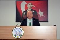 MESUT ÖZAKCAN - Efeler Belediye Meclisi Yılın Son Toplantısı Gerçekleştirdi