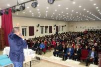EMEKLİ ÖĞRETMEN - Eğitimci Yazar Tanışır'dan Konferans