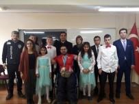 BİLEK GÜREŞİ - Engelliler Meclisi Ve Engelli Öğrencilerden Anlamlı Etkinlik