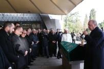 MALİYE BAKANI - Erdoğan Cenazeye Katıldı