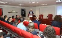 BAKIM MERKEZİ - ERÜ'de 'Dünya Sivil Havacılık Günü' Etkinliği Düzenlendi