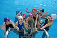 GENÇLİK VE SPOR İL MÜDÜRÜ - Erzurum'da İlkokul Öğrencilerine Ücretsiz Yüzme Kursu