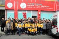 HARUN KARACAN - Eskişehir 112 Acil Servis İçin Yeni İstasyon