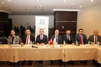 GEBZE BELEDİYESİ - Gebze'de, 'Yönetimin Gözden Geçirilmesi' Toplantısı Yapıldı