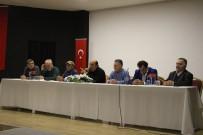 MEHMET TÜRKÖZ - Hababam Sınıfı, Söke'de Öğrencilerle Buluştu