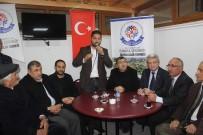 AK PARTİ İLÇE BAŞKANI - İstanbul Üçyollular Derneği Çekmeköy'de Açıldı