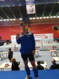 LAS VEGAS - Kağıtspor'lu Mert Dünya Şampiyonası Yolcusu