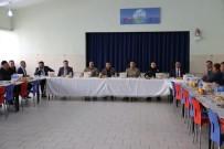 Kaymakam Hamitoğlu'ndan Yılsonu Değerlendirme Toplantısı