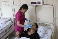 İHLAS - Mahsur Kaldığı Dağdan 8 Buçuk Saate Kurtarılan İranlı Yaşadıklarını Anlattı