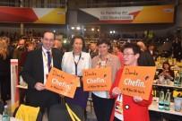 BAŞKANLIK YARIŞI - Merkel, CDU'ya Birlik Mesajları İle Veda Etti