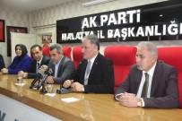 FİZİK TEDAVİ - Milletvekili Çakır Halk Günü Toplantısı Yaptı
