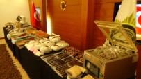 ÇELİK YELEK - Narkotik Polisinden 10 Günde 7 Ayrı Operasyon Açıklaması 14 Şüpheli Yakalandı