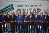 YEREL YÖNETİM - Osmaniye'de 3. Kitap Fuarı Açıldı