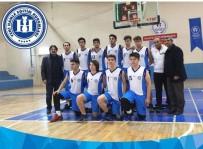 BEDEN EĞİTİMİ ÖĞRETMENİ - Özel Yeni Hamle Koleji'nin Basketbol Başarısı