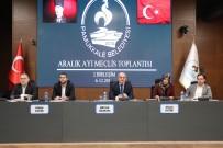 KıNıKLı - Pamukkale Belediyesi AKUT'a 5 Yıllık Yer Tahsisi Yaptı
