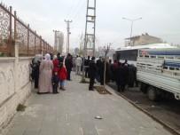 Patnos'ta Umre Yolcuları Dualarla Uğurlandı