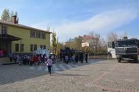 TRAFİK TESCİL - Polisten Öğrencilere Güvenlik Eğitimi