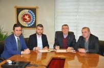 İMZA TÖRENİ - Samsun TSO'dan Sağlık Sözleşmesi