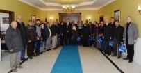 PIYADE - Şehit Yakınlarından Vali Memiş'e Ziyaret
