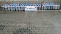 RUHSATSIZ SİLAH - Sındırgı'da Kaçak İçki Operasyonu