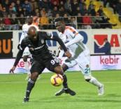 İSMAIL ÜNAL - Spor Toto Süper Lig Açıklaması Aytemiz Alanyaspor Açıklaması 0 - Beşiktaş Açıklaması 0 (Maç Sonucu)