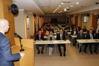 ANKARA ÜNIVERSITESI - Süs Bitkileri Yetiştiriciliği Ön Fizibilite Raporu Tanıtım Toplantısı Gerçekleştirildi