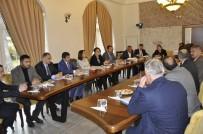 AYRIMCILIK - Tarımsal Faaliyetler Değerlendirme Toplantısı