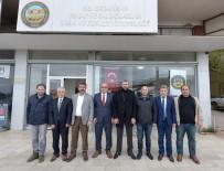 ORTAHISAR - TESOB Başkanı Kara'dan Selim'e 'Hayırlı Olsun' Ziyareti
