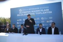 İMAR PLANI - Türel'den Altınova'ya Müjdeli Haber