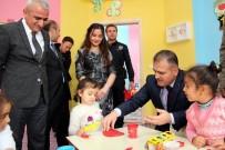 TÜRK HALK MÜZİĞİ - Vali Akbıyık'tan Bağışlı Köyüne Ziyaret