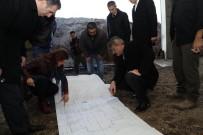 ALIŞVERİŞ MERKEZİ - Vali Ekinci, 2 Projeyi Yerinde İnceledi