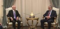 MUSTAFA AKINCI - Yıldırım KKTC Cumhurbaşkanı Akıncı İle Görüştü