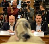 DEVLET MEMURLARı - Yılın Son KPDK Toplantısı Yapıldı