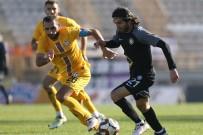 KARAOĞLAN - 5 Gollü Maçta Kazanan Osmanlıspor