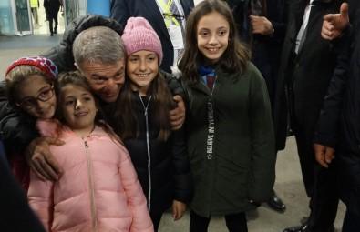 Ağaoğlu Açıklaması 'Burada Büyük Bir Özveri Ve Takım Ruhu Var'