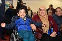 KADIN GİRİŞİMCİ - Ankara Büyükşehir Belediyesi'nden 'Dünya Engelliler Günü' Etkinliği