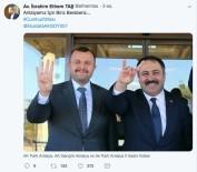 MUSTAFA AKSOY - Antalya'da Cumhur İttifakı başladı