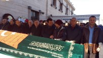 SÜLEYMAN ÇELEBİ - Aracında Öldürülen Taksici Son Yolculuğuna Uğurlandı