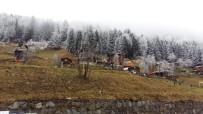 AYDER YAYLASI - Ayder'de Kış Bir Başka Güzel