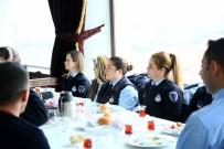 İSTİŞARE TOPLANTISI - Başkan Ak Zabıta Teşkilatıyla Kahvaltıda Buluştu