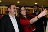 Başkan Şahin'den OMÜ'lü Öğrencilere 'Samsun'un Güzelliklerini Keşfedin'