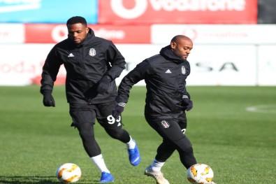 Beşiktaş, Malmö hazırlıklarına başladı