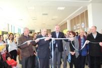 SEVINÇ ERBULAK - Biga Belediyesi Kitap Fuarı Açıldı