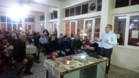 EĞİTİM TOPLANTISI - Bozdoğan'da 'Etkin Ve Verimli Sulama Sistemleri' Eğitimi Verildi