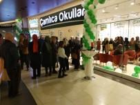 MEHMET KAVUK - Çamlıca Kolej Fen Lisesi Tanıtım Ofisi AVM'de Açıldı