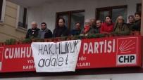 CHP İl Başkanlığı Tarafından Yönetimden Alınan İlçe Teşkilatı Üyeleri İlçe Binasını İşgal Etti